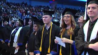 2017 December Commencement - College of Liberal Arts