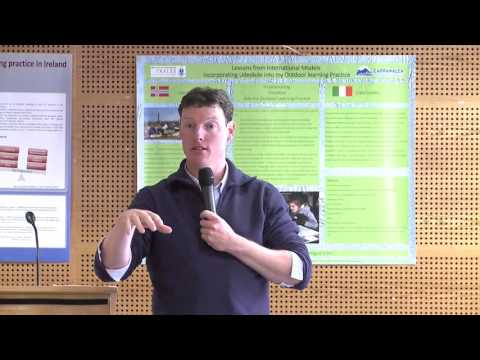 """B.A. in Outdoor Learning ITTralee: Incorporating """"Udeskole"""" into Irish Outdoor Learning Practice"""
