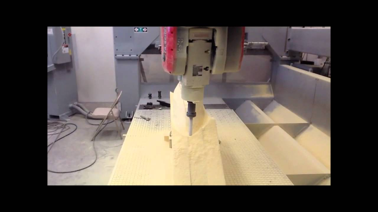 Carbon Fiber Composites of Ona (The RAO3 Light Sport Aircraft Wing Root),  part 3