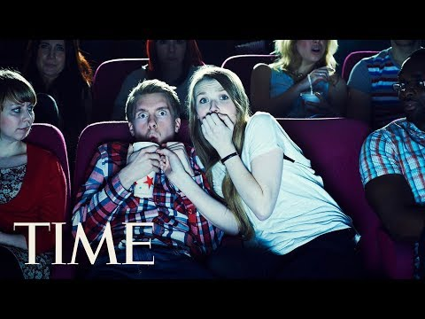 Andy Preston - Can Scary movies help you lose weight? YES!