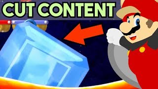 Cut Content in New Super Mario Bros. U !