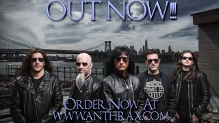 """Anthrax """"For All KIngs' Out Now HD 1080p"""