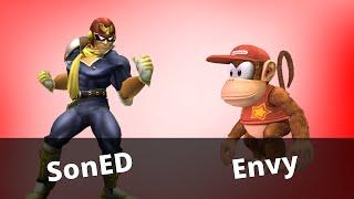 WTT2 - SonED (Falcon) vs Envy (Diddy Kong) - Project M