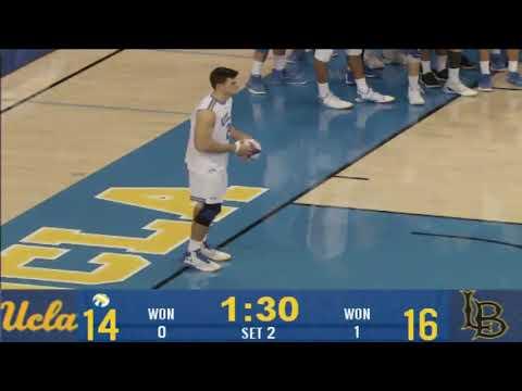 No. 1 LBSU 3, No. 6 UCLA 0