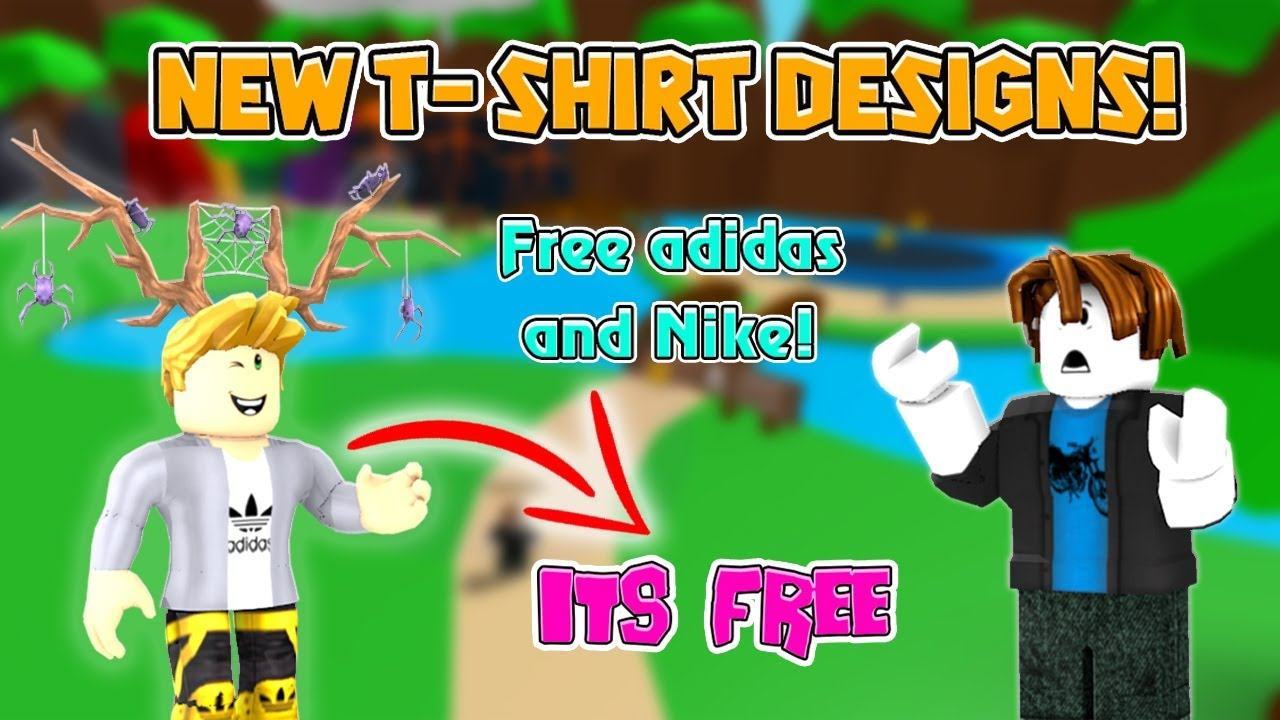 Free Exclusive Avatars Get Nike Shirt In Roblox Look Rich With