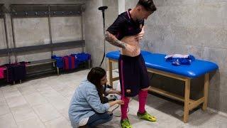 FC Barcelona new Away Kit 2016/2017 - Making Of