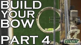build your bow part 4 fitting the pin sight