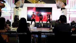 ZARASHI! Cover A.B.C-Z - Fire in Love @AEON Mall Jakarta Garden City [2018.10.20]