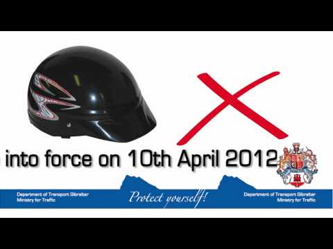 Department of Transport New Helmet Laws Campaign