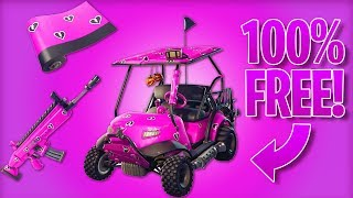 Cómo desbloquear * WRAP GRATIS * en Fortnite Battle Royale! (Cuddle Hearts Wrap)