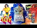 X-Men Monster Armor WOLVERINE Two Minute Toy Rewind Episode 33