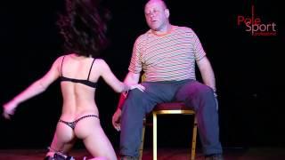 Erotic Action Pole Dance Competition 2014 - Yana Kireeva.