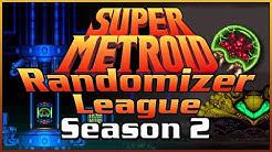 CanadianOwl vs Chexhuman, PetteZa_34 vs 64bit_link. SM Rando League Season 2