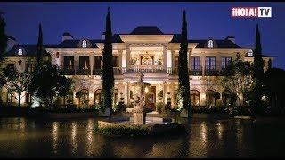 La gigante y millonaria mansión de los Hadid | La Hora ¡HOLA!