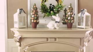 Beautiful Easter home Decor.