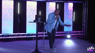 Smokie Norful | What Next? Full Sermon