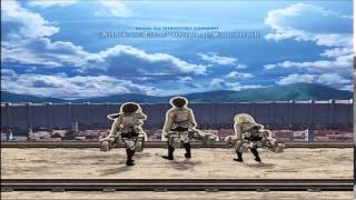 Download lagu Shingekin no Kyojin OST CD1   04  立body機motion