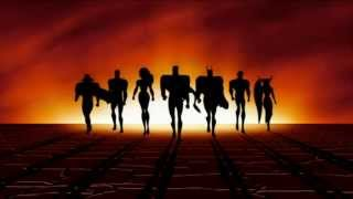 Justice League: The Animated Series | Opening Theme | 1080p 【HD】 Bluray