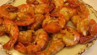 Betty's Grilled Jumbo Shrimp