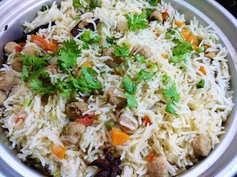 how to make veg biryani in electric rice cooker
