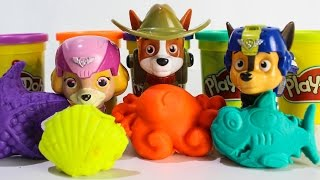 Щенячий патруль смотреть Развивающие мультики для малышей ПЛЕЙ ДО Видео про игрушки Игры для детей