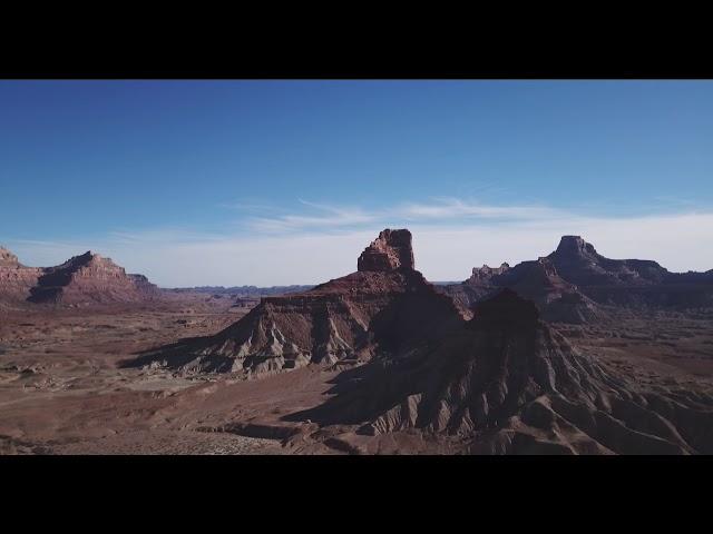 Southern Utah desert Flight