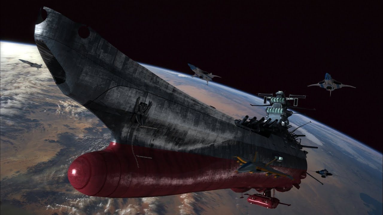 Space Battleship Yamato 2199 Amv - YouTube