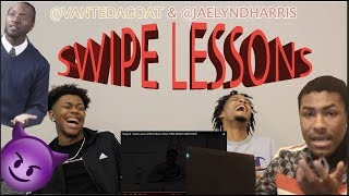 TEEJAYX6 - SWIPE LESSON REACTION/REVIEW