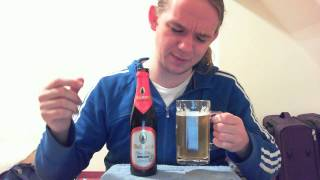 Beer Review #177: Privat Brauerei Waldhaus - Ohne Filter Naturtrüb (Germany)