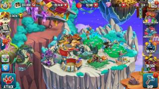 Monster legends pure dragons war game coming soon.