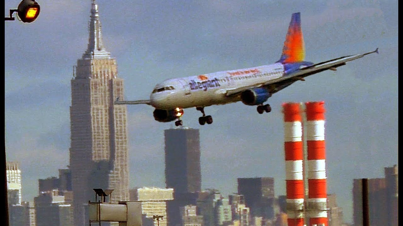 how to get from newark liberty airport to manhattan