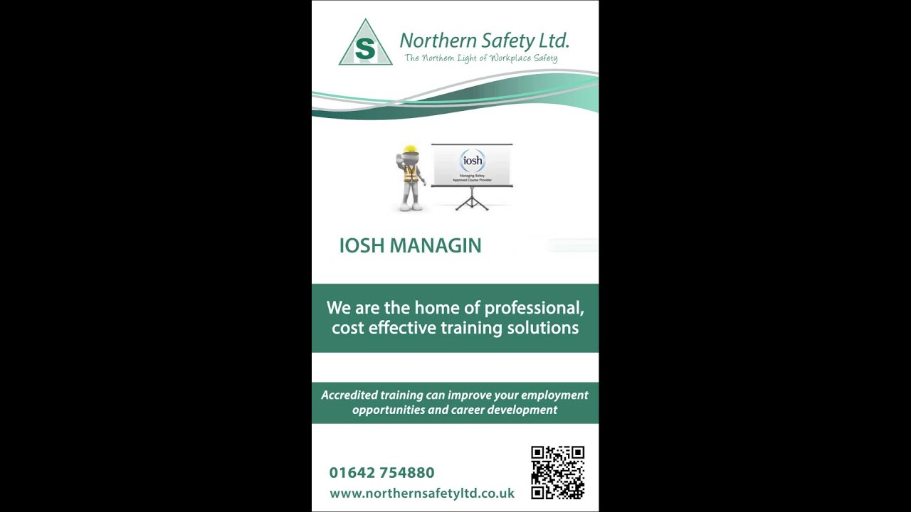 Northern Safety Ltd Advert - YouTube