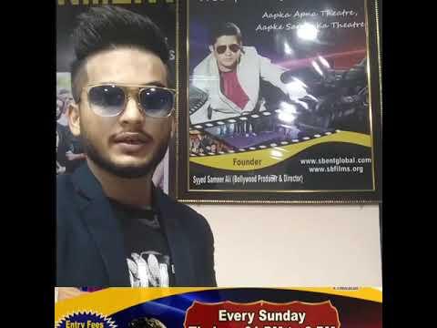Download Samradhya Bhumi Entertainment presented by Rizvi ( Delhi RJ) at Samradhya Bhumi head Office
