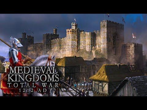 New 1212 AD Medieval Mod Campaign! - Total War: Medieval Kingdoms 1212AD - France #1