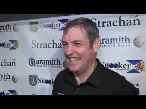 Scottish County Snooker Championships - Paul Whelan