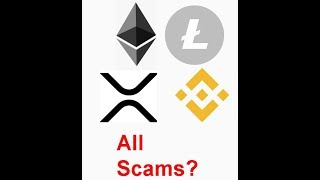 XRP, VeChain, XLM all scams?! I don\'t agree with Tone Vays