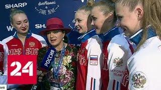 Ирина Винер-Усманова: мы дрались не на жизнь, а на смерть