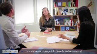 «Espace de travail» : le «réalisme» managérial contre la réalité du travail
