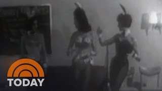 Young Barbara Walters In Playboy Bunny Costume | Archives | TODAY