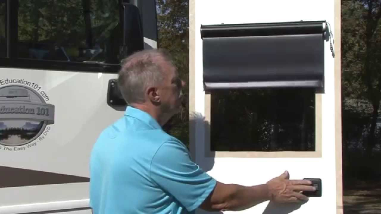 How To Program A Motorized Rv Shade Dual Switch Motor Youtube Vacuum Electrical Diagrams For Classa Motorhomes Withpushbutton
