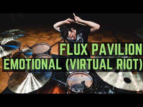 Flux Pavilion - Emotional (Virtual Riot Remix) | Matt McGuire Drum Cover