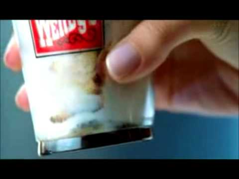 Youtube Poop: The Coffee Toffee Twisted Frosty Contains Satan's Blood. - YouTube