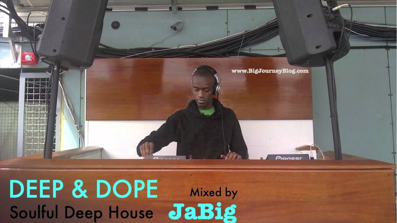 Soulful house music playlist dj mix by jabig deep dope for List of deep house music