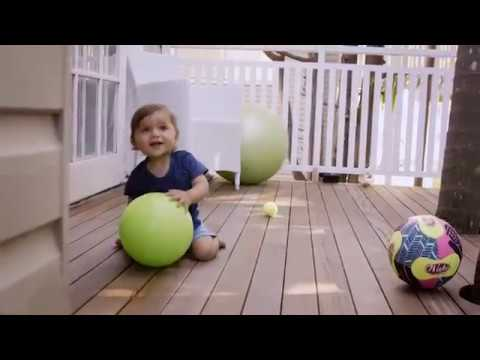 How to pick Age-Appropriate Balls for kids