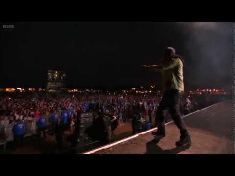 Jay Z - Dirt Off Your Shoulder - HD - Live Hackney Weekend 23.06.2012 HD
