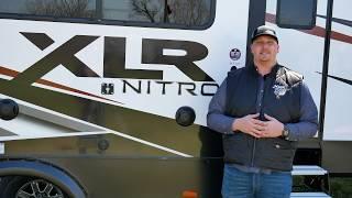 2021 XLR Nitro 351 Tour