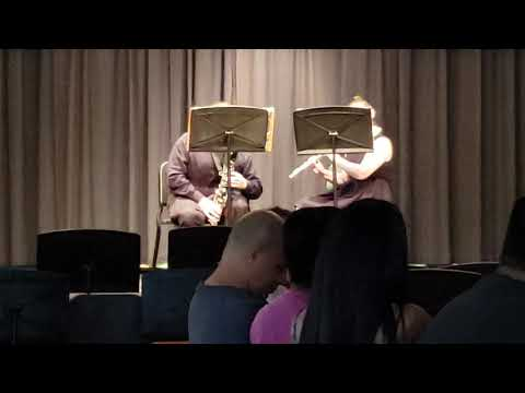 Mossy Creek middle school recital