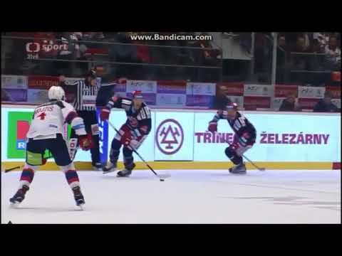 HC Oceláři Třinec - HC Dynamo Pardubice 8:1 (25.3. 2018)