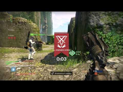 Her Benevolence Sniper Strong! Destiny Trials Of Osiris Widow's Court Flawless 9 Wins Lighthouse R