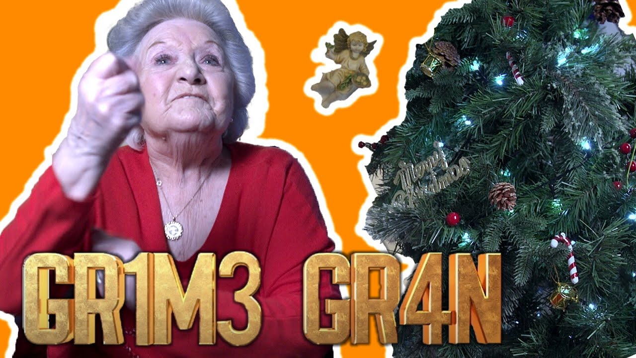 Grime Gran : How Not to be a D**k at Christmas